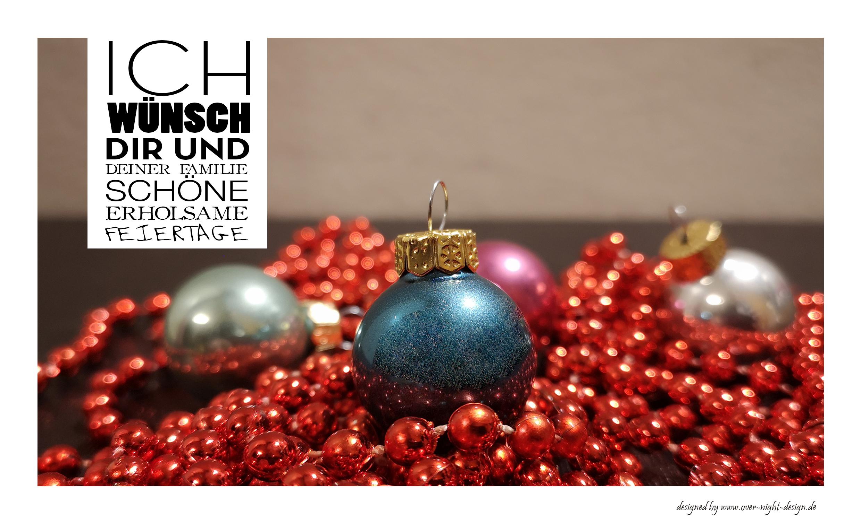 Christbaumkugel Spruch Weihnachten2 1