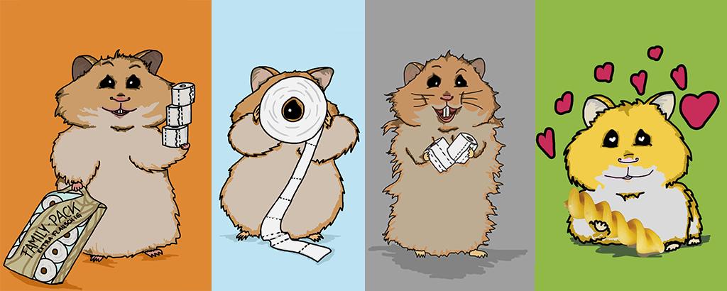 Die HamsterHamster