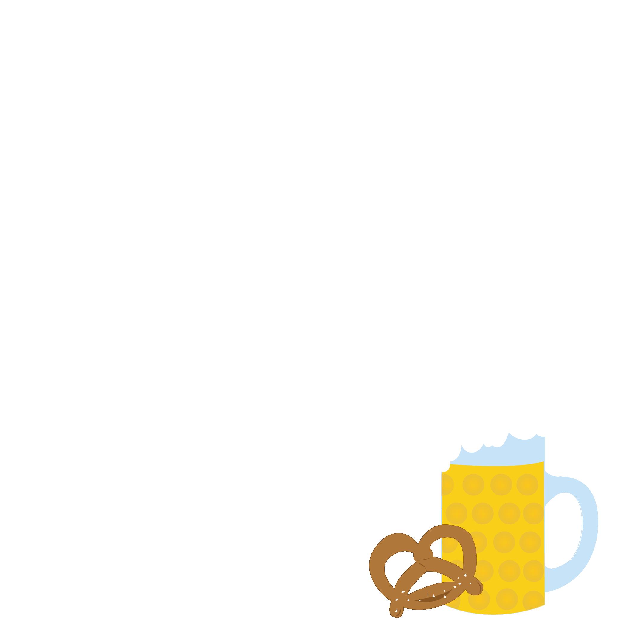 Brezen und Bier