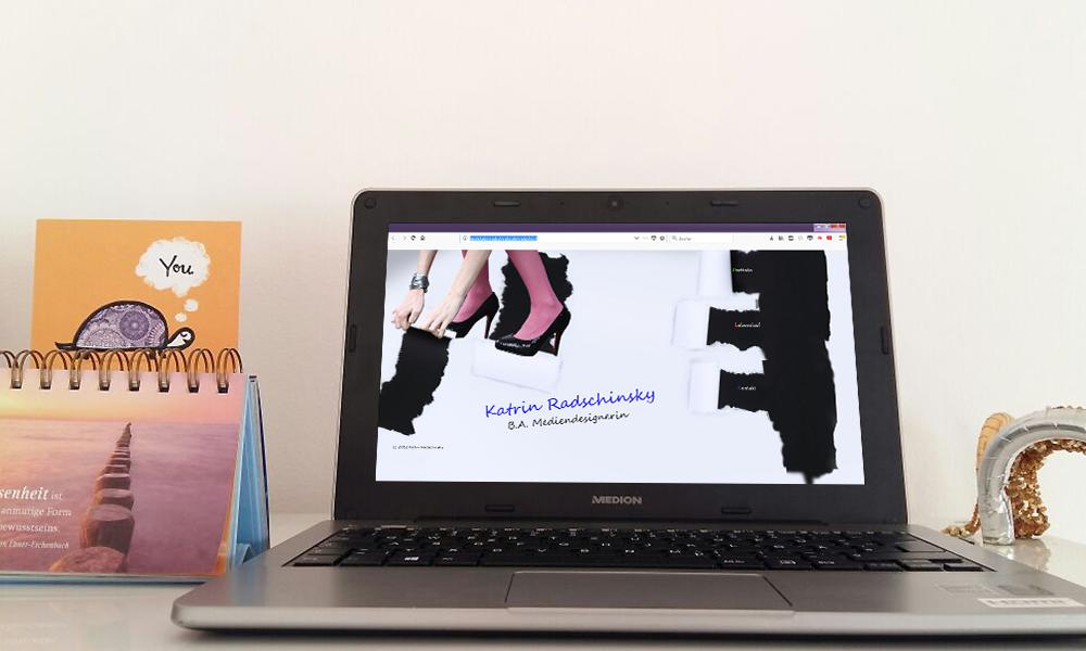 Homepage Referenz Portfolio 2012