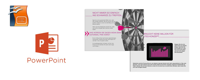PowerPoint Beispiel Seite1