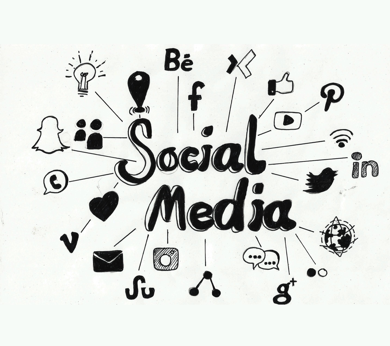 Socialmedia grafik