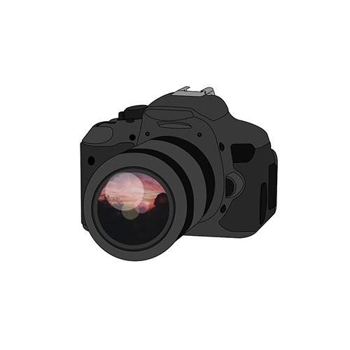 kamera grafik hp