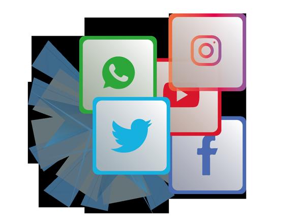 Socialmedia Iconbild